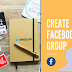 How to Open A Group In Facebook