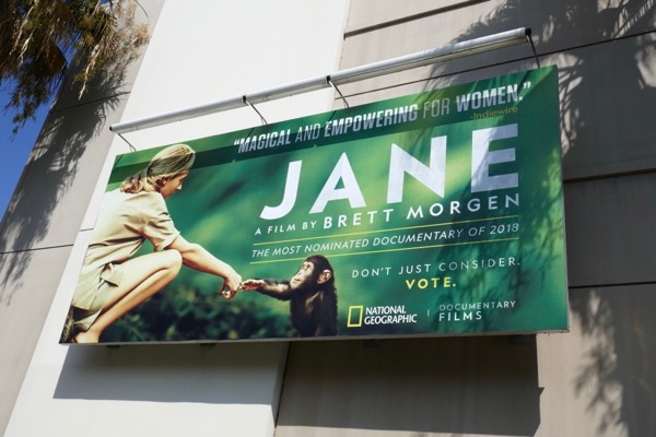 Jane documentary Emmy nominee billboard