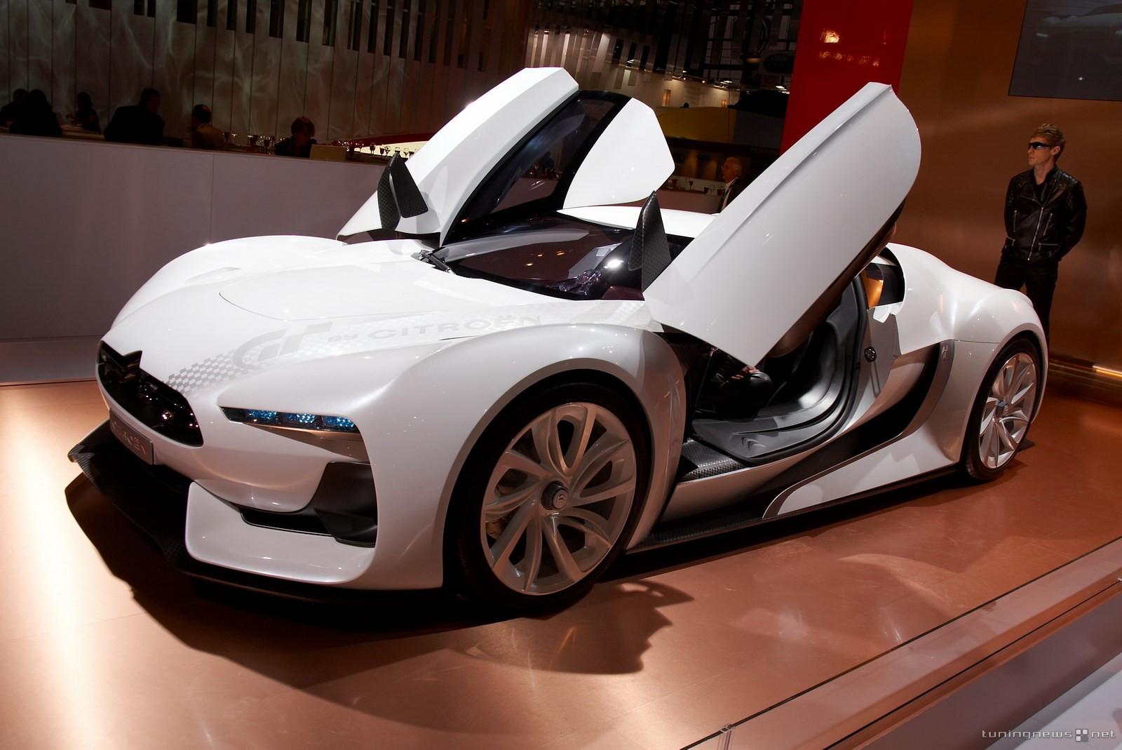 new cars models citroen gt concept sports car. Black Bedroom Furniture Sets. Home Design Ideas
