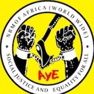 Black Axe Logo