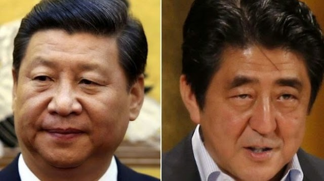 pioneers of China and Japan have held formal talks surprisingly