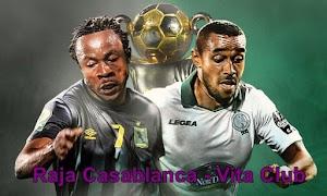 مشاهدة مباراة الرجاء الرياضي وفيتا كلوب الكونغولي مباشر