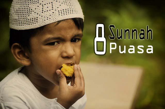 8 Sunnah Puasa
