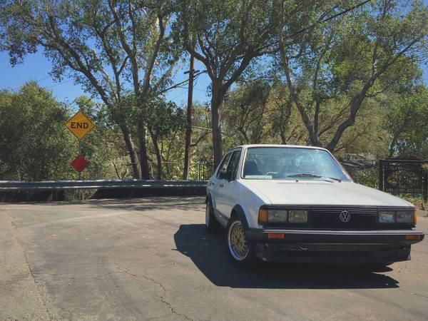 1984 VW Jetta MK1 Sedan - Buy Classic Volks