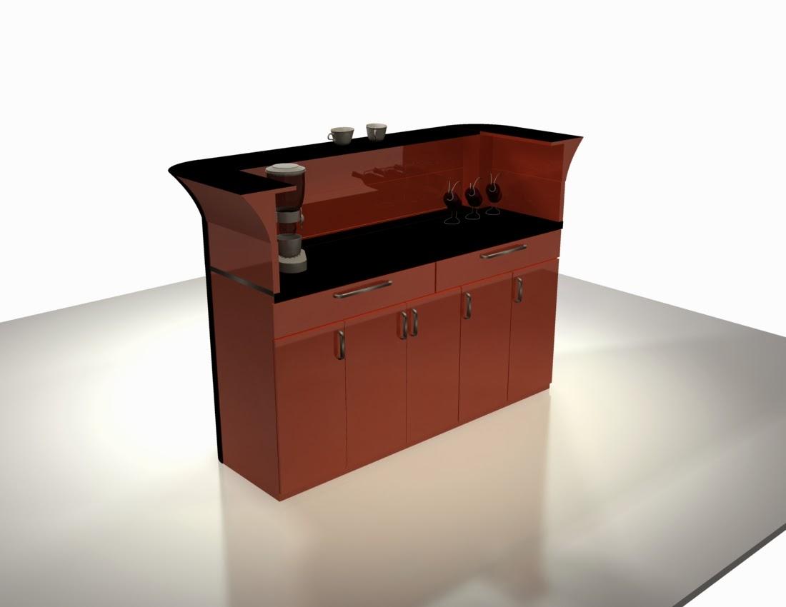 Desain Commercial Minibar - Semarang 01