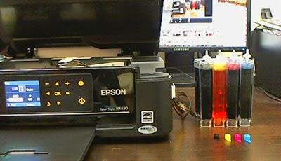 Epson NX530 Printer Free Driver Download