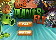 juego Let Plants Fly