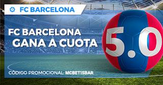 Paston Megacuota LaLiga Santander: Betis vs Barcelona 21 enero