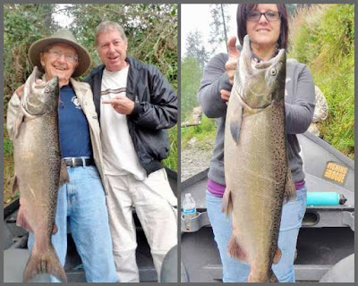 Southern-Oregon-salmon-fishing-Near Grants Pass-Oregon
