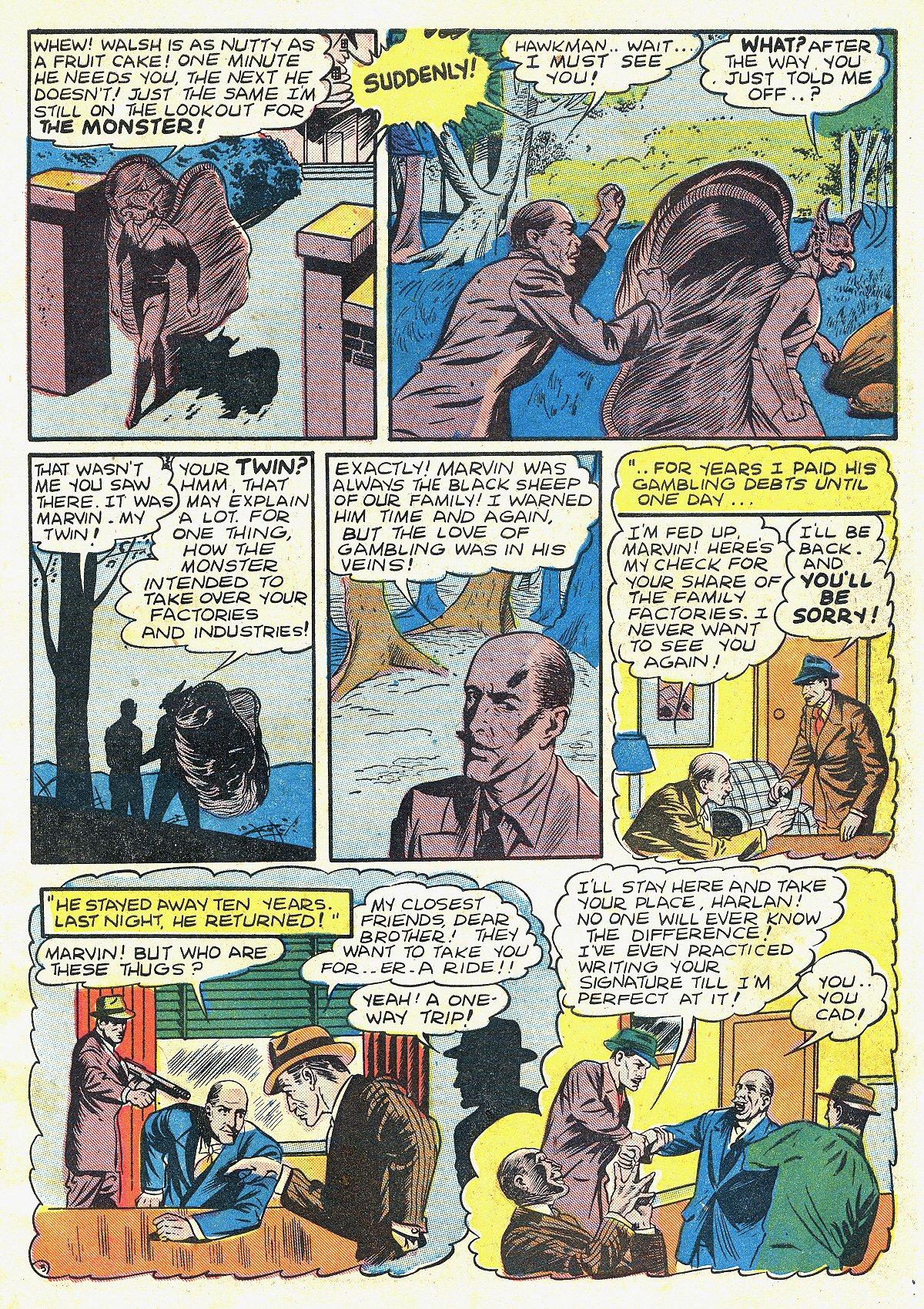 Read online All-Star Comics comic -  Issue #20 - 10