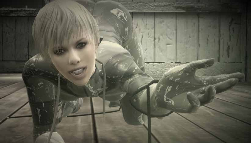 Most Perverted Porn - Metal Gear Solid's Most Perverted Moments. metal gear solid laughing octopus
