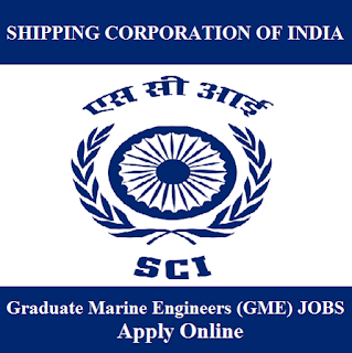Shipping Corporation of India Limited, SCI, Maharashtra, Graduate Marine Engineer, GME, Graduation, freejobalert, Sarkari Naukri, Latest Jobs, Maharashtra, sci logo