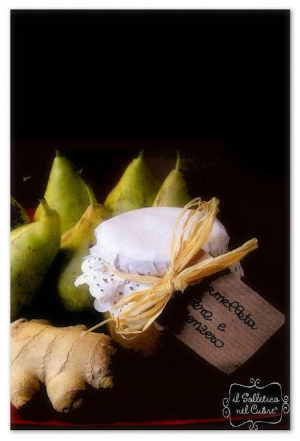 confettura-pere-zenzero