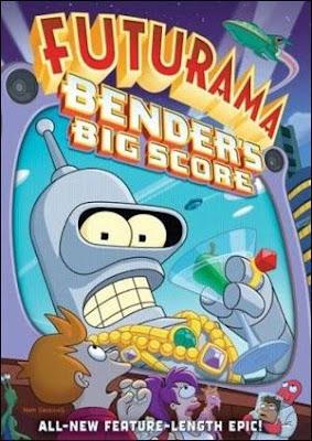 Futurama: El Gran Golpe de Bender – DVDRIP LATINO