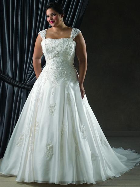 fotos d vestidos d novia para gorditas