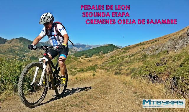 PEDALES DE LEON MTBYMAS