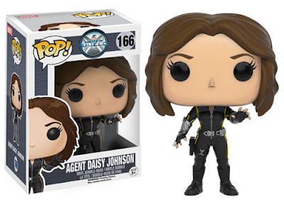 Marvel's Agents of S.H.I.E.L.D. Daisy Johnson Pop! Vinyl Figure by Funko