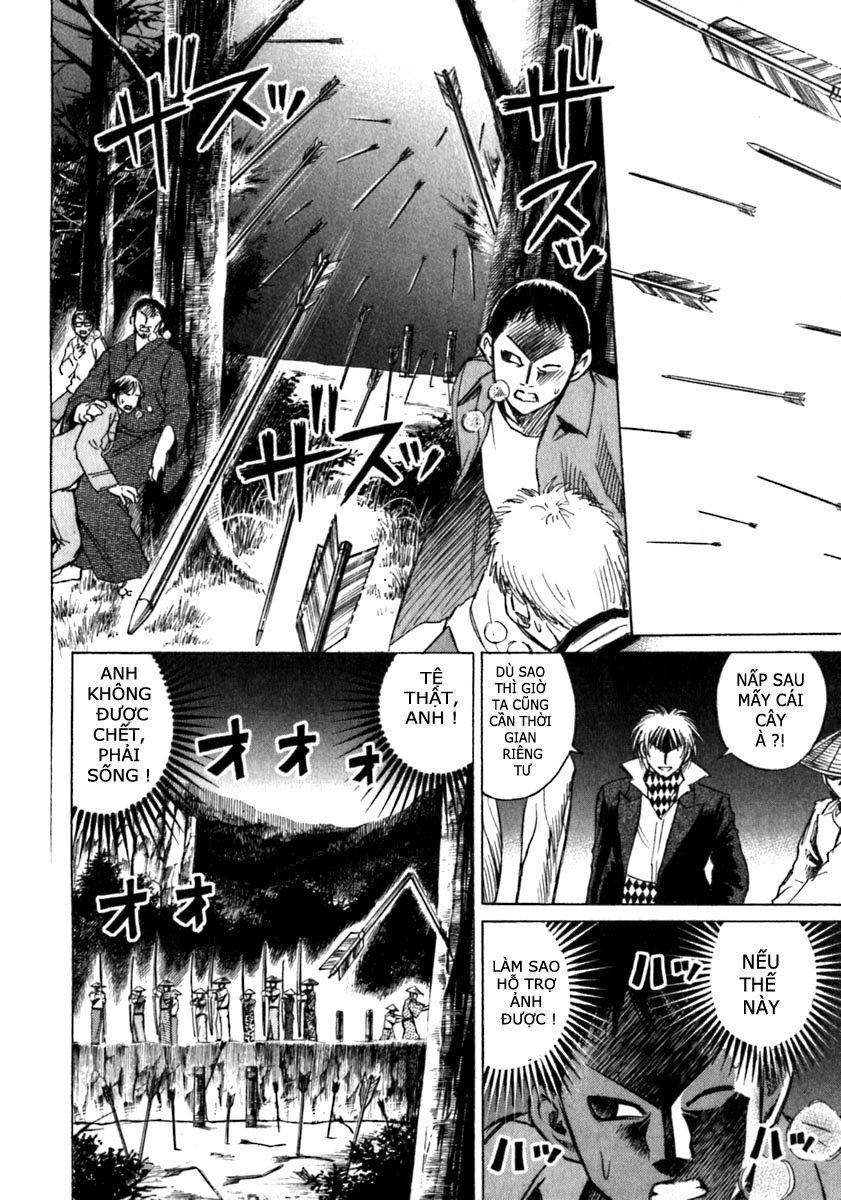 Higanjima chapter 43 trang 6