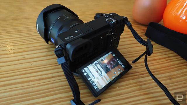 Harga Sony A6500