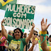 Bolsonaro cresce de 18% para 24% entre as mulheres, aponta Ibope