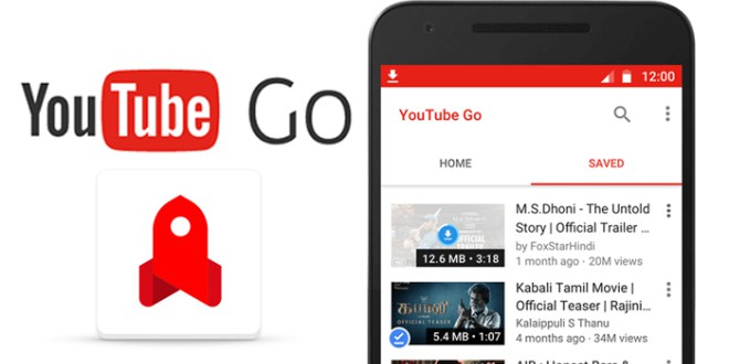 YouTube Go Beta on Android