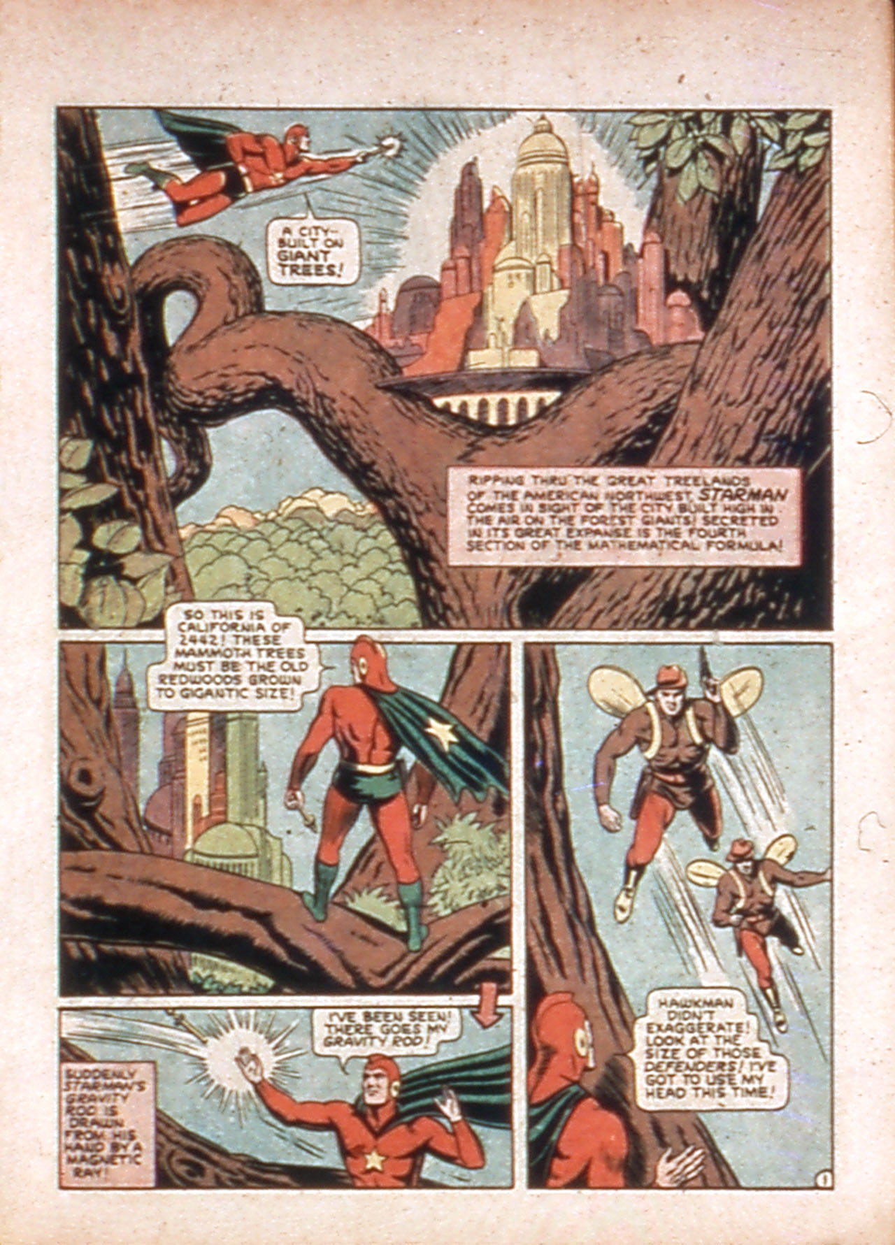 All-Star Comics (1940) issue 10 - Page 27