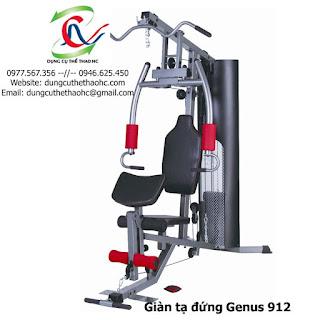 Giàn tạ đứng Genus 912