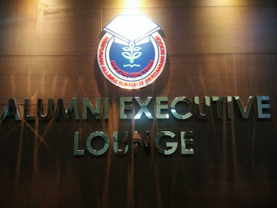 Alumni Executive Lounge HA-E IPB. Foto : Gagan Gandara.