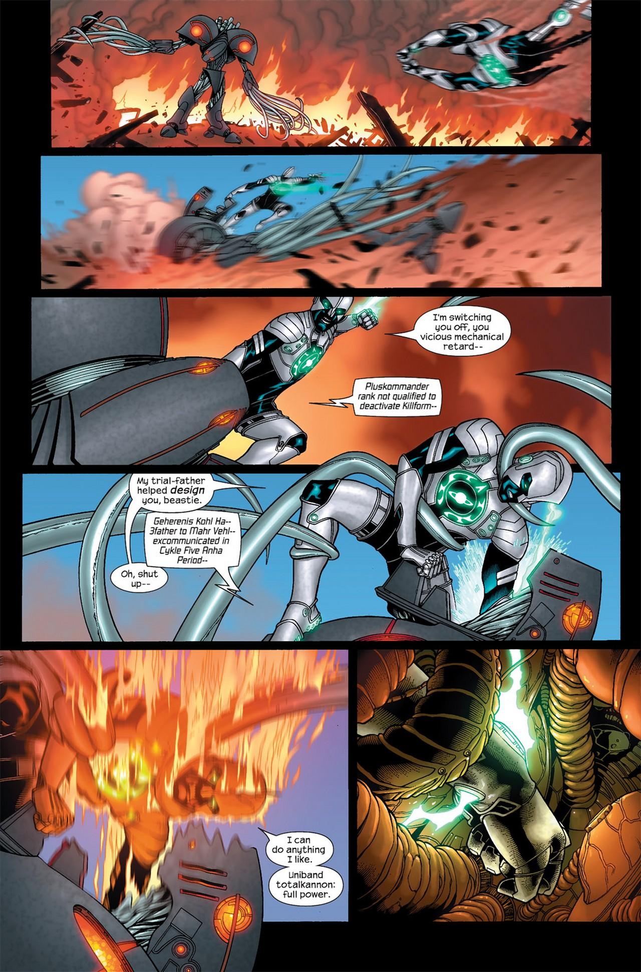 Read online Ultimate Secret comic -  Issue #2 - 5