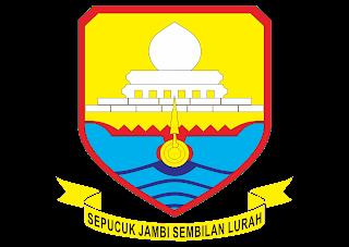 Logo Kabupaten jambi Vector