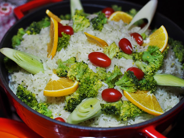 New Year 2019 Ideas - Butter Rice