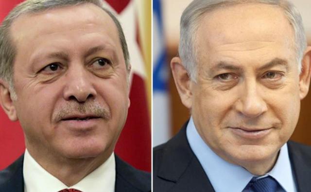 Erdogan: You are a terrorist, Netanyahu: You are a butcher