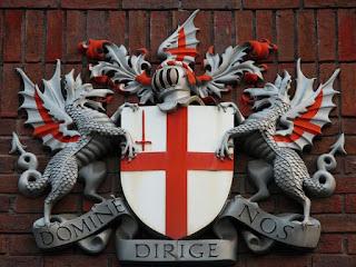 Resultado de imagen para el dragon heraldico simbologia