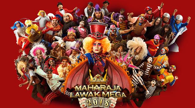 Tahniah Shiro Akhirnya Menjuarai Maharaja Lawak Mega 2018