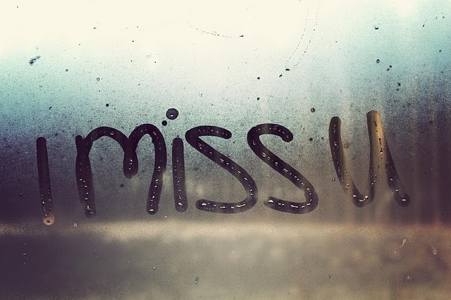 I miss you status quotes