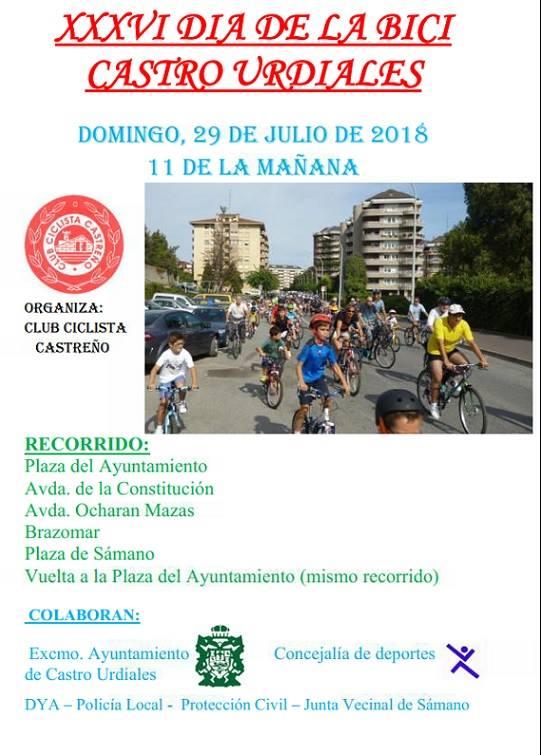 XXXVI Día de la bici en Castro Urdiales
