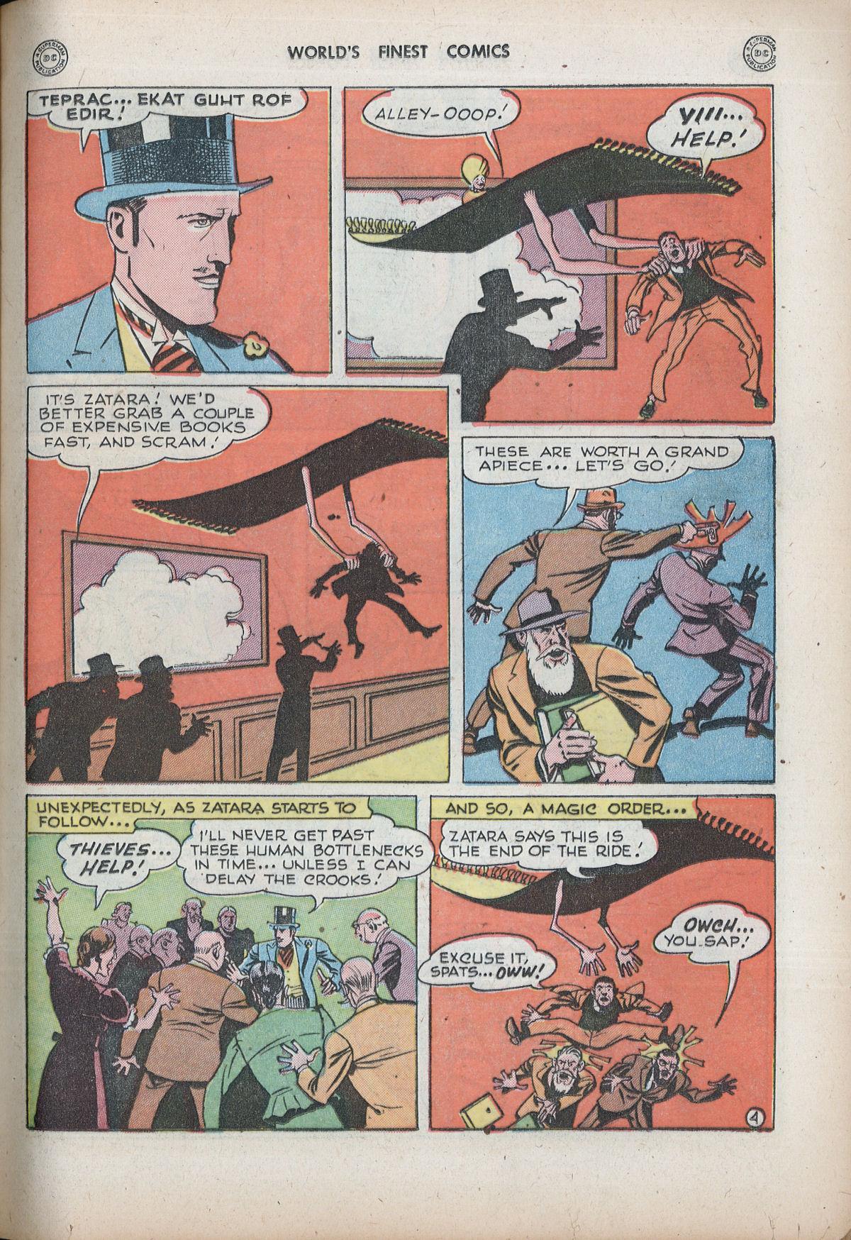 Read online World's Finest Comics comic -  Issue #32 - 31