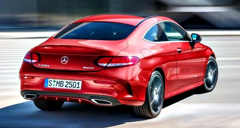 Mercedes benz clase c coup 2016 2017 for Mercedes benz clase c 2017 precio