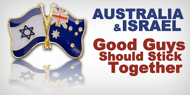 THINK TANK | Australia and Israel: Good Guys Should Stick Together
