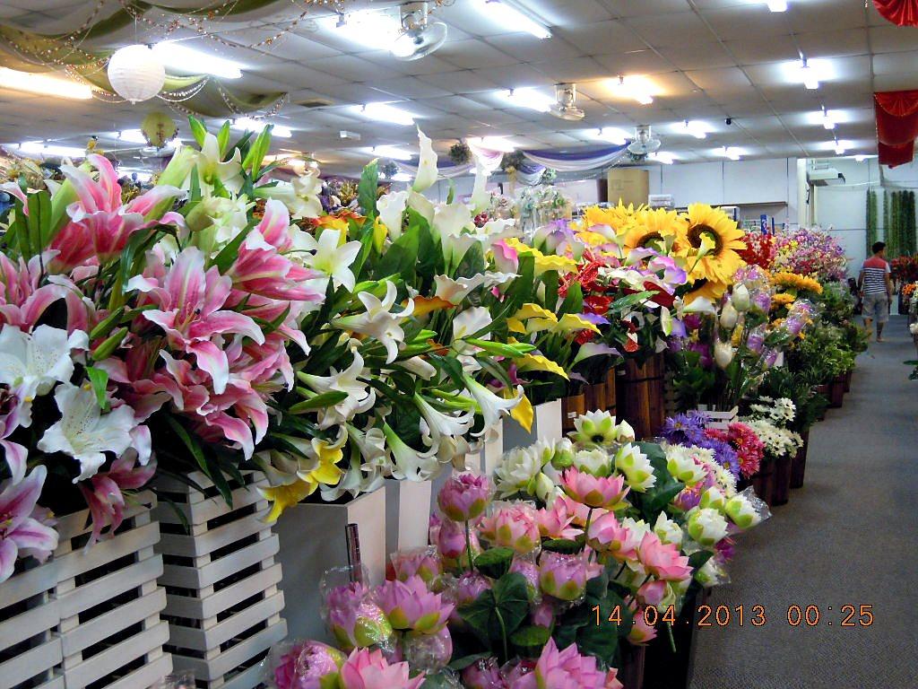 Lizjournal Kedai Bunga Borong Dan Alicafe