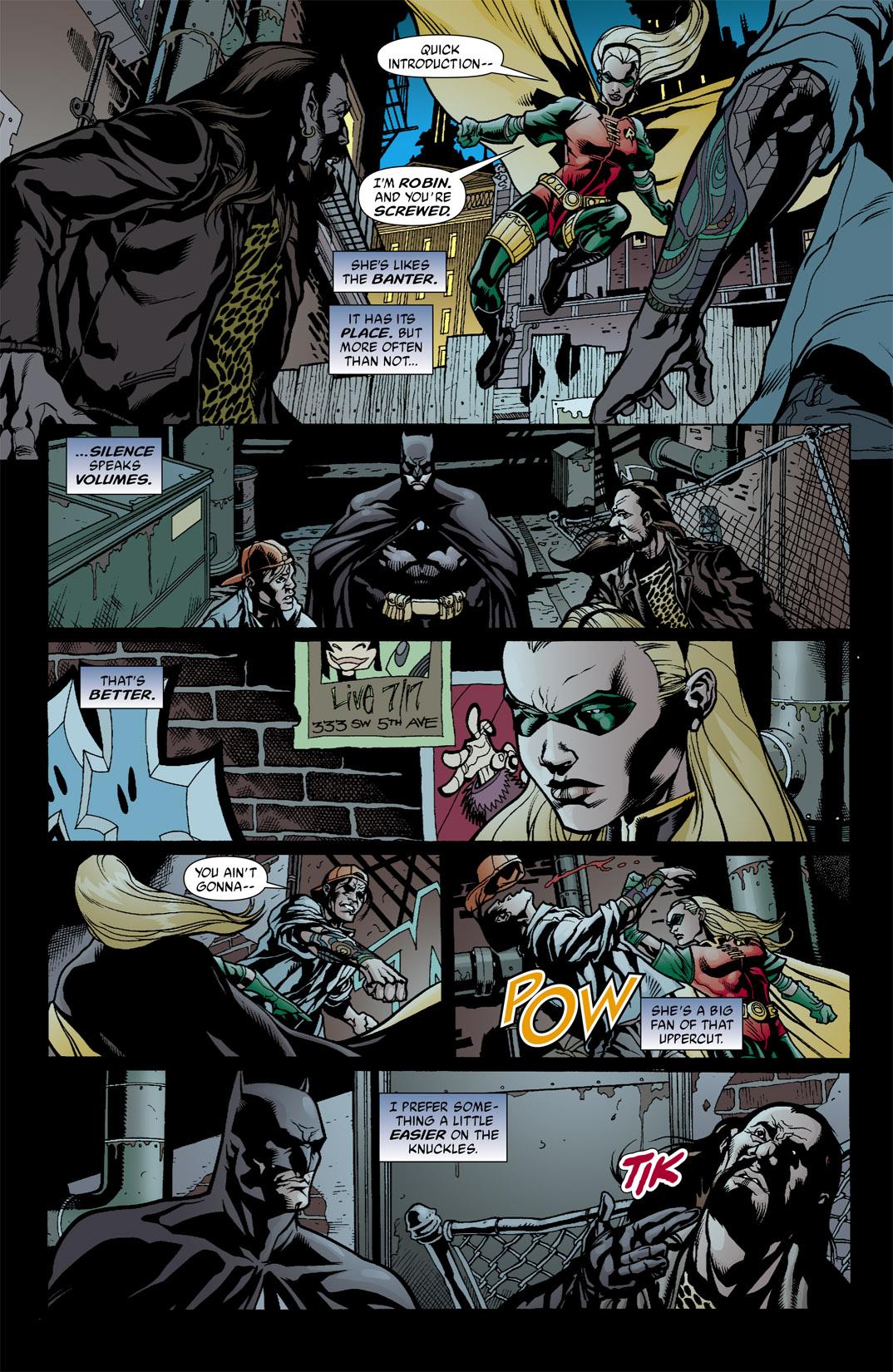 Detective Comics (1937) 796 Page 3
