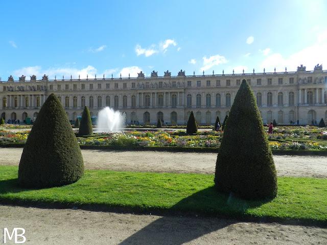 visitare i giardini di versailles