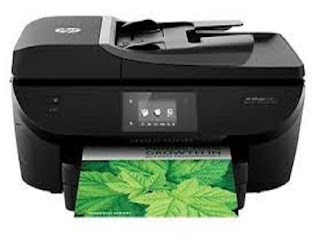 Picture HP Officejet 5746 Printer