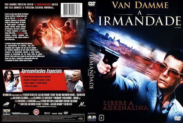 Capa DVD A Irmandade
