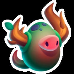 Dragão Cabeça de Porco (Ovo)