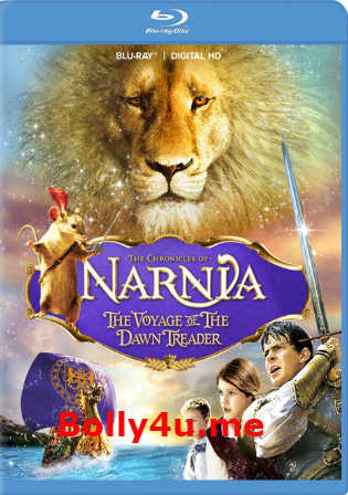 The Chronicles Of Narnia The Voyage Of The Dawn Treader 2010 BRRip 850MB Dual Audio 720p Watch Online Full Movie Download bolly4u