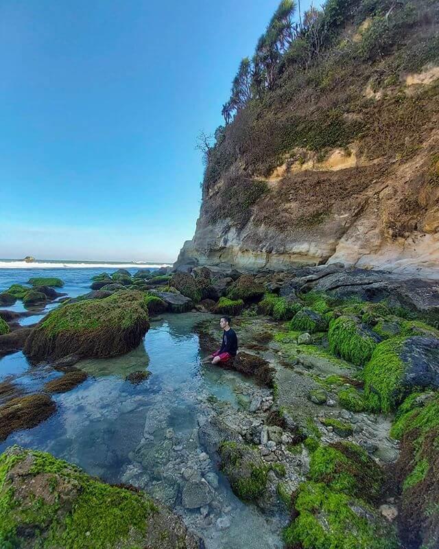Pantai Nampu, Wonogiri - Foto @a.budi__