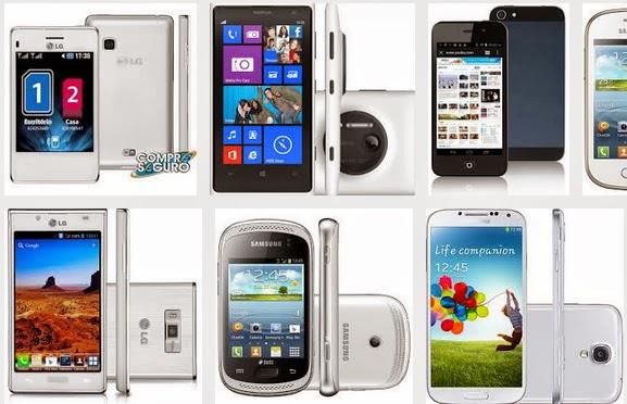 Promoção de Aparelhos Smartphones