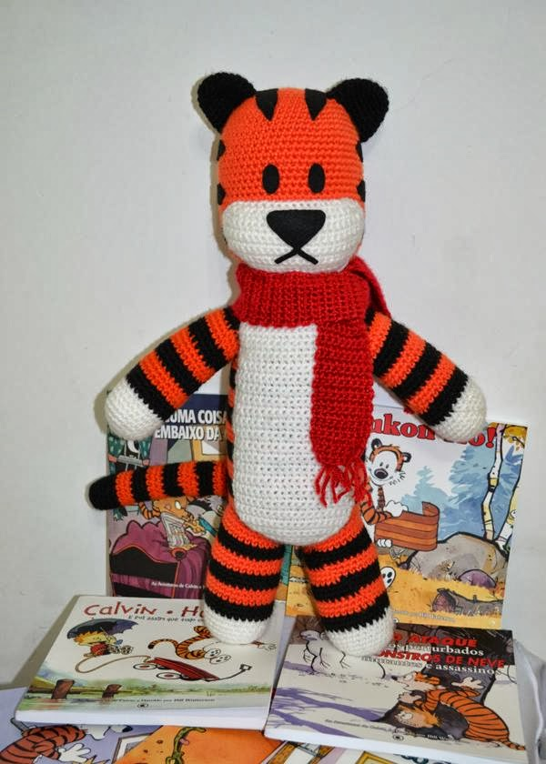 Tito The Tiger Crochet Pattern by Yarn Society | 840x600