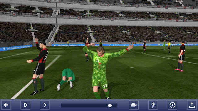 kit daster dream league soccer terbaru